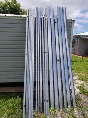 Galvanized steel wall frames for Sale in North Miami Beach, FL