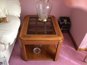 Coffee table and 2 end tables for Sale in East Hanover, NJ