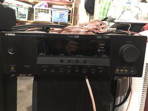 Yamaha rx-v361 receiver for Sale in Oceanside, CA