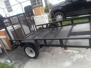 trailer 5 x8 for Sale in Homestead, FL