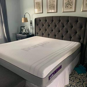 Purple King 3 Mattress Hybrid ( Retails $2,800 )- Almost Like New! for Sale in Elmhurst, IL