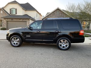 2008 Ford Expedition Limited for Sale in Merced, CA
