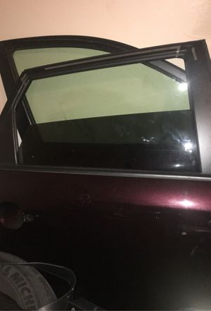 Two burgundy doors for Sale in Lithonia, GA