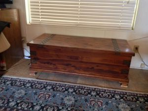 Antique cedar chest for Sale in Reedley, CA