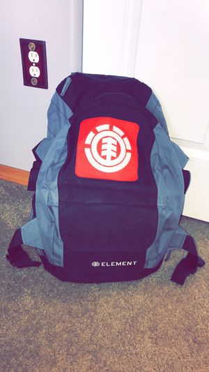 Element backpack for Sale in Wenatchee, WA