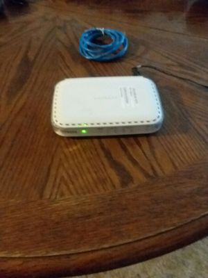 Netgear CMD31T Cable Modem for Sale in Grand Junction, CO