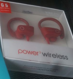 Wireless Bluetooth headphones for Sale in Bell, CA