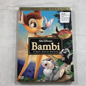 Bambi (Platinum Edition) 2 - Disc Special Edition (DVD) **NEW** 10012137-15 for Sale in Tampa, FL