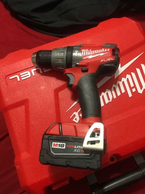 Milwaukee power tool with 2 batteries brand new never used. for Sale in Avondale, AZ