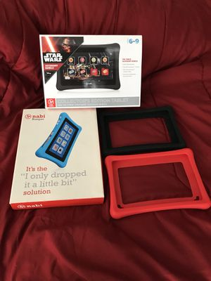 Nabi Tablet 16GB with extra bumpers and ninja turtles headphones for Sale for sale  Staten Island, NY