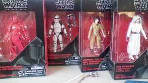 Star wars action figures for Sale in Los Angeles, CA
