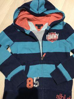 Tommy Hilfiger Girl Kid Hoodie Sweatshirt Jacket 6-7 Y for Sale in Queens,  NY