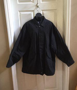 Cutter & Buck Men's Classic lined Raincoat for Sale in Miramar, FL