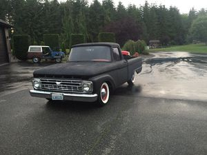 1965 F-100 short bed 460 big block (must sell) for Sale in Lake Stevens, WA