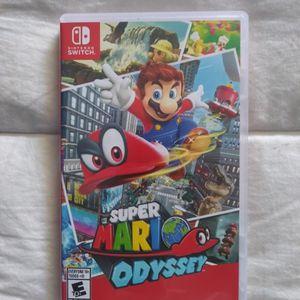 Super Mario Odyssey for Sale in Stanton, CA