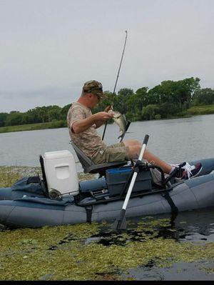 Colorado XTS 700 pantoon boat inflatable for Sale in Belleair, FL