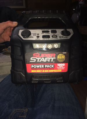 Super start power pack 55003 for Sale in Abilene, TX
