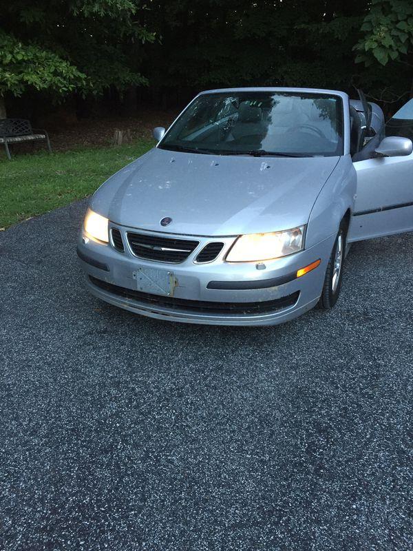 2007 Saab CN. $4000.00 or best offer