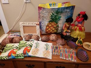 Tropical decor items for Sale in Gresham, OR