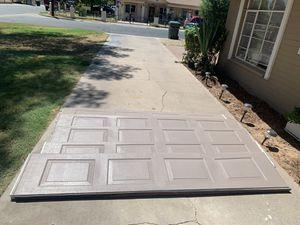 Garage door 9 x 8 for Sale in Phoenix, AZ