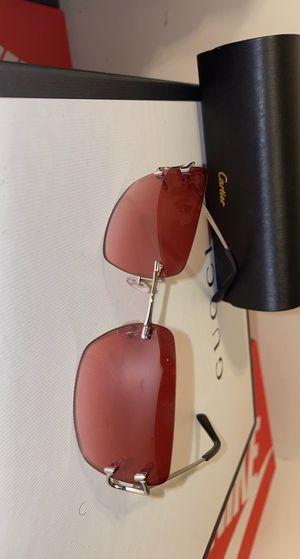 Cartier C Decor Frames Glasses for Sale in Washington, DC