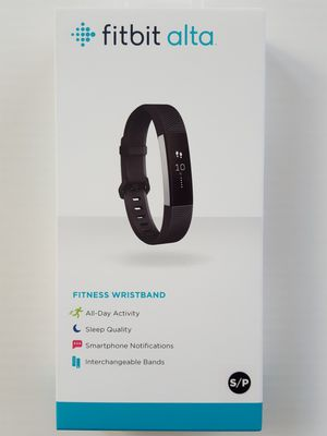 NEW Fitbit Alta Fitness Activity tracker for Sale in Washington Township, NJ