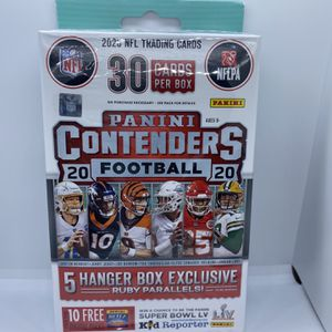 2020 NFL Contenders Hanger Box for Sale in Cupertino, CA