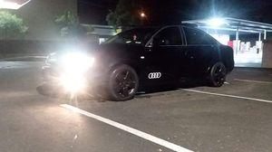 2003 Black Audi A6 under 100k for Sale in Glendale, AZ