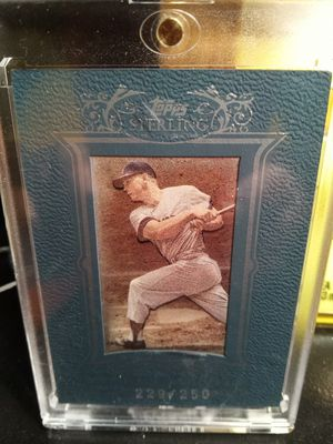 Mickey Mantle Card for Sale in St. Louis, MO