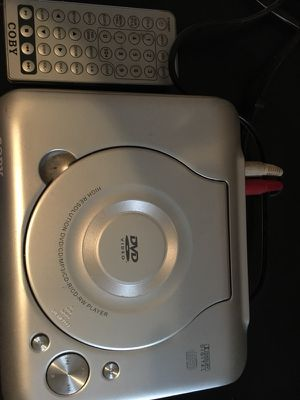 Coby Portable DVD player w/o Screen. for Sale in Brooklyn, NY