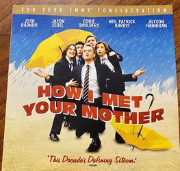 """2010 EMMY CONSIDERATION """"SECURE SCREENER"""" HOW I MET YOUR MOTHER DVD for Sale in Glendale,  AZ"""