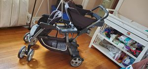 Graco Ready2grow double stroller for Sale in Chicago, IL