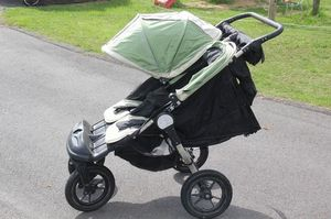 City elite double stroller for Sale in Alexandria, VA
