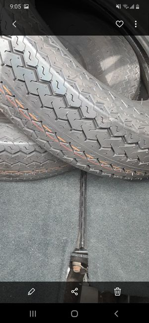 2 new tires for trailers. 215/75d-14 for Sale in San Pedro, CA
