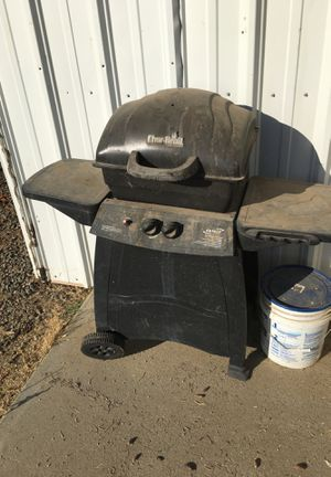 Scrap metal. Bbq and riding lawnmower FREE for Sale in Prather, CA