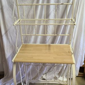 Metal Bakers Rack for Sale in Richmond, TX