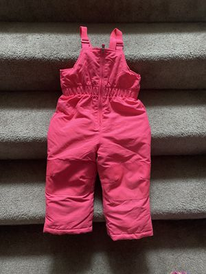 3t girls snow pant for Sale in Minneapolis, MN