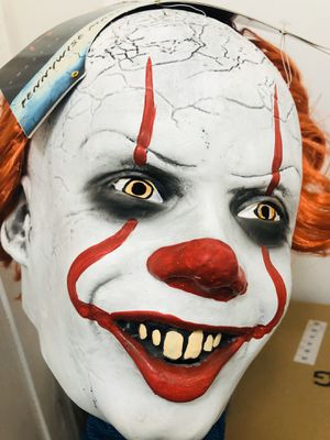 Pennywise halloween mask for Sale in Paramount, CA