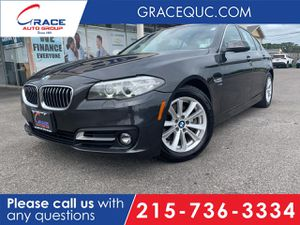 2015 BMW 5 Series for Sale in Morrisville, PA
