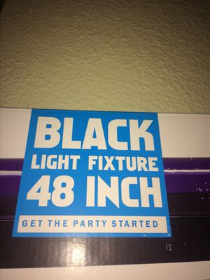 Black Light 48inches for Sale in Houston, TX