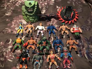 Vintage MOTU Action Figures and Vehicles and More, ANY 3 FOR $25 or $140 for ALL! for Sale in Arnold, MO