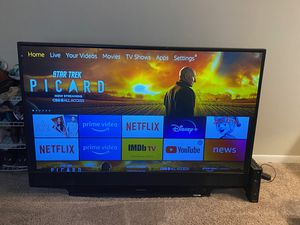 65-inch TV for sale. NOT A FLAT SCREEN. for Sale in Indianapolis, IN