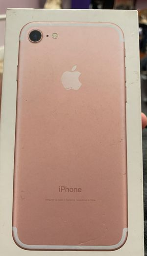 IPhone 7 128gb Factory unlocked for Sale in Queens, NY
