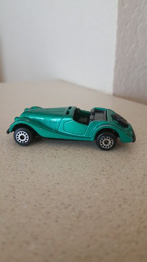 Zee Toys #D69 1968 Morgan Plus 8 Green Roadster Convertible 1/64 scale Collectible Diecast loose - FIRM PRICE* for Sale in Leander, TX