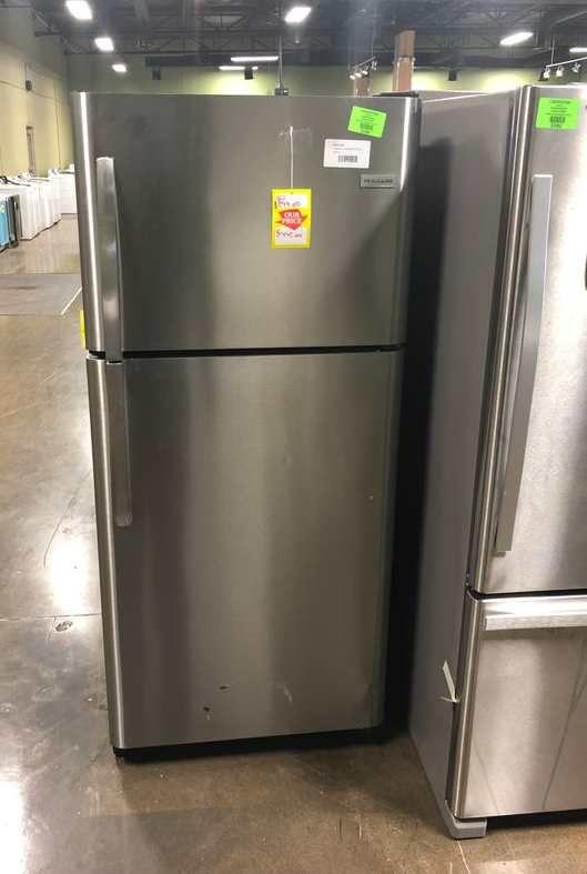 Frigidaire Top Freezer Refrigerator M