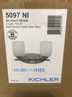 KITCHLER VANITY LAMPS for Sale in Pembroke Pines, FL