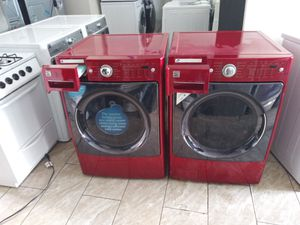 Lg washer and gas dryer for Sale in Oakland, CA