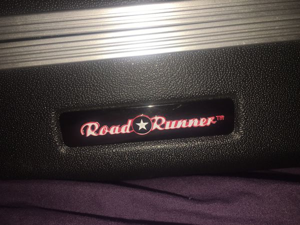 Road Runner Electric Guitar Case