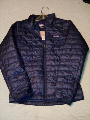 Patagonia men's nano puff jacket for Sale in Garden Grove, CA