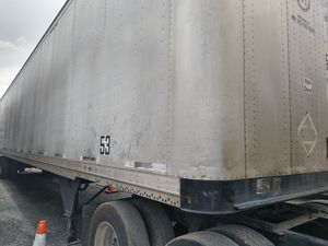 1999 dryvan semi trailer 53x102 $2500 for Sale in Orlando, FL